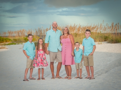 Peterson Family 2019